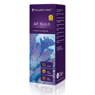 Aquaforest AF Build Integratore per coralli 10ml