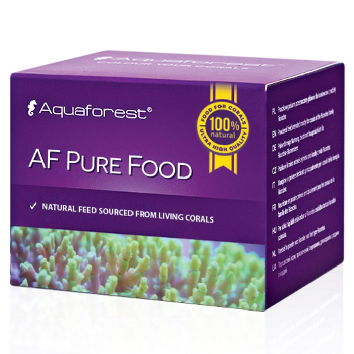 Aquaforest AF Pure Food Alimento per Coralli 20g