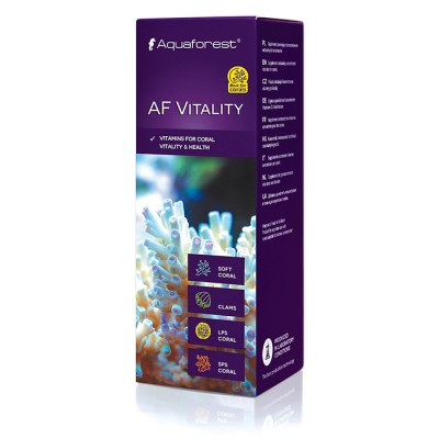Aquaforest AF Vitality Vitamine per coralli 10ml
