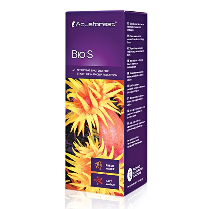 Aquaforest Bio S Batteri 50ml