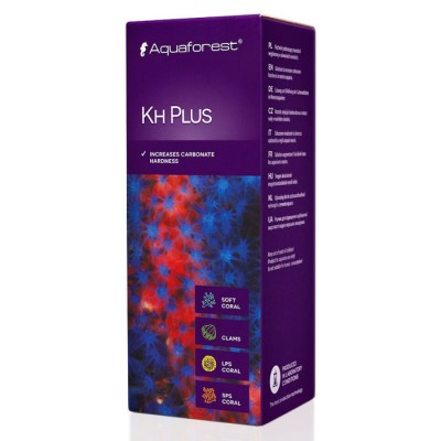 Aquaforest Kh Plus integratore durezza carbonatica per acqua marina 150 ml