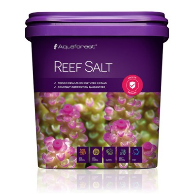 Aquaforest Reef salt Sale per acquari marini 5Kg