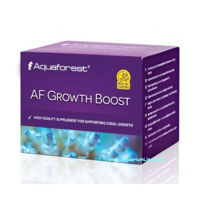 Aquaforest AF Growth Boost 35gr - Alimento Proteico per Coralli