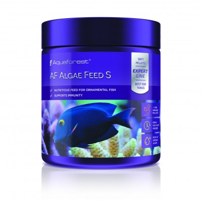 Aquaforest AF Algae Feed S 1mm 120gr - Pellet Affondanti per Pesci Marini