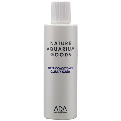 ADA Aqua Conditioner Clear Dash 250ml - Flocculante Che Elimina Immediatamente L'Intorbidimento Dell'Acqua