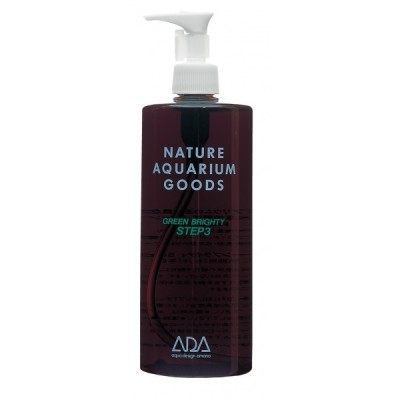 ADA Green Brighty STEP 3 - 250ml - (liquid fertilizer)
