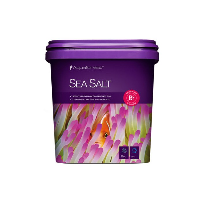 Aquaforest Reef salt Sale per acquari marini 22Kg