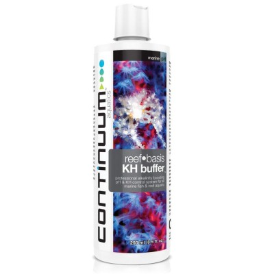 CONTINUUM AQUATICS BASIS KH LIQUID BUFFER 250 ML