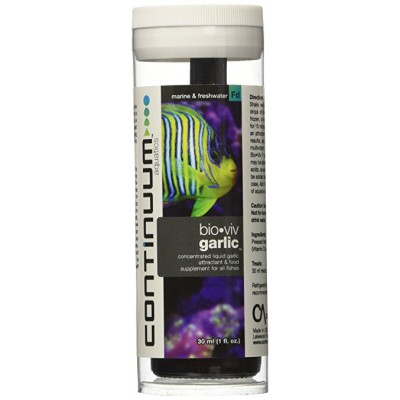 CONTINUUM AQUATICS BIO VIV GARLIC 30ml