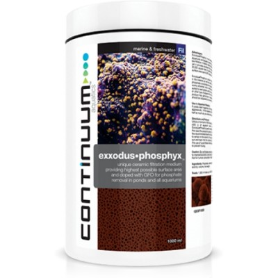 Exxodus Phosphyx Filtration medium 250ml