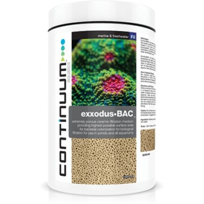CONTINUUM AQUATICS EXXODUS BAC 250 ML