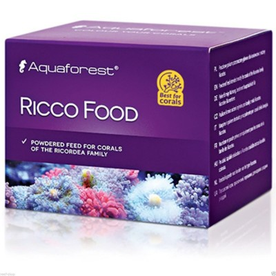 Aquaforest Ricco Food 30gr