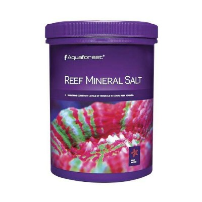 Aquaforest Reef Mineral Salt 800gr
