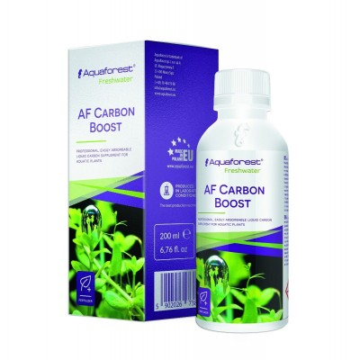 Aquaforest Freshwater AF Carbon Boost 200ml