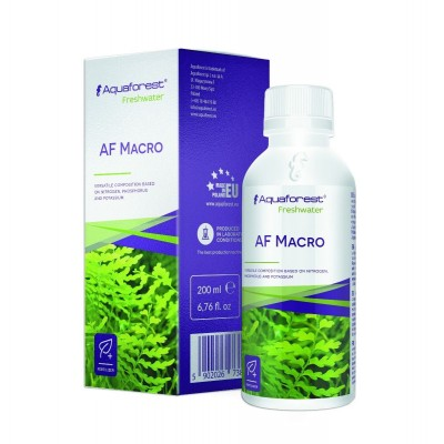 Aquaforest Freshwater AF Macro 200ml
