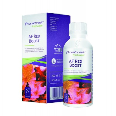 Aquaforest Freshwater AF Red Boost 200ml