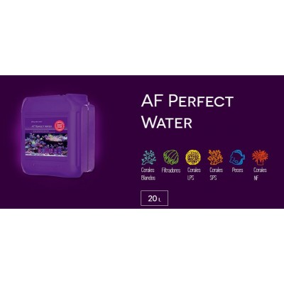 AF Perfect Water 20 Litri