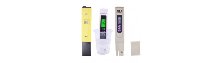 Electronic TDS/PH/Therm